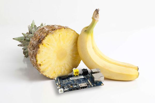 La Banana Pi, un ordinateur fruité !