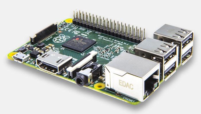 La Raspberry Pi 2 est arrivée