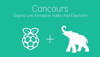 Gagnez une formation Raspberry Pi
