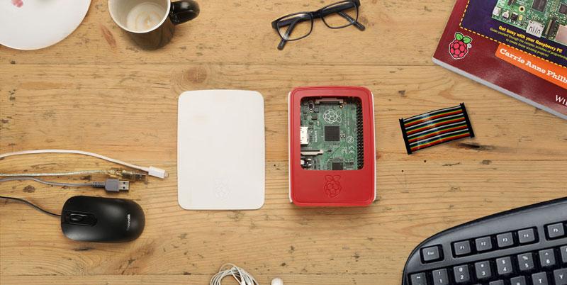 Les accessoires officiels de la Raspberry Pi