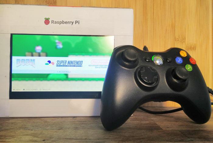 Une bonne d'arcade à base de Raspberry Pi