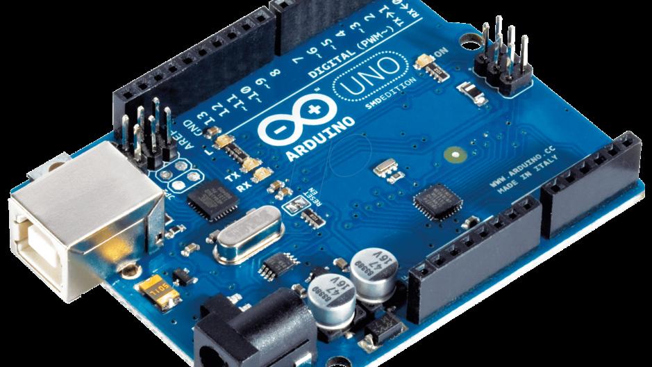 Arduino UNO un microcôntroleur