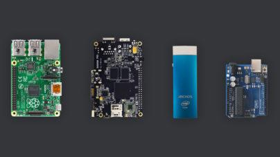 Top 3 des concurrents de la Raspberry Pi