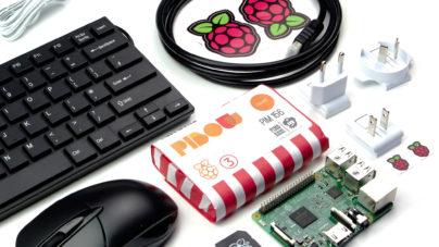 Le nouveau kit officiel de la Raspberry Pi Foundation