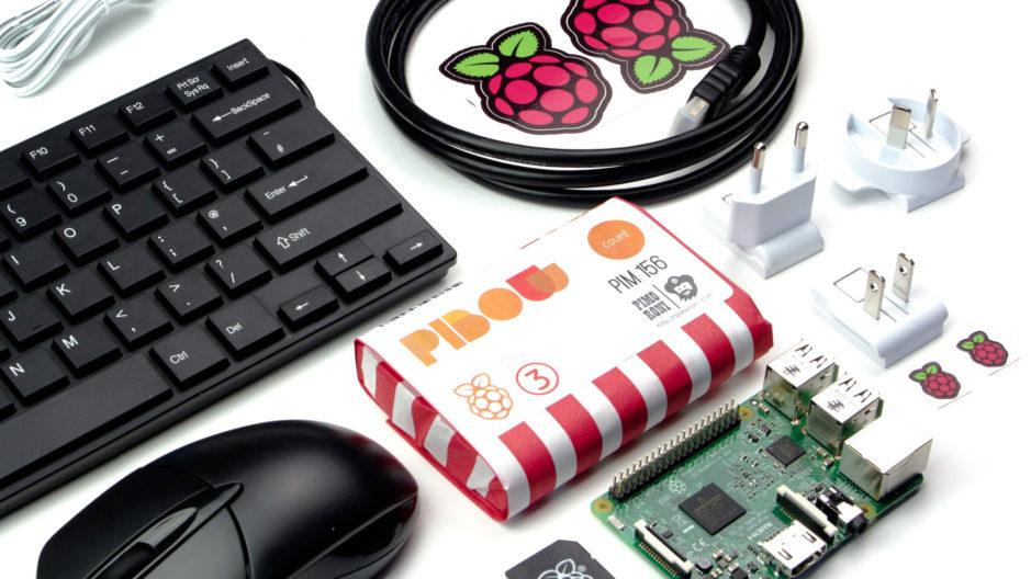 en ligne ici mignon pas cher pas cher Le nouveau kit officiel Raspberry Pi, une affaire qui n'en ...