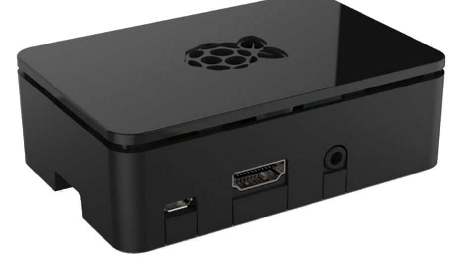 Raspberry Pi 3 Case from Viaboot