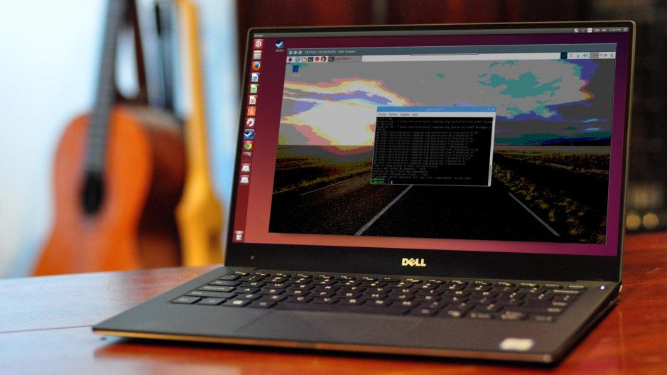 Contrôle à distance de la Raspberry Pi avec VNC