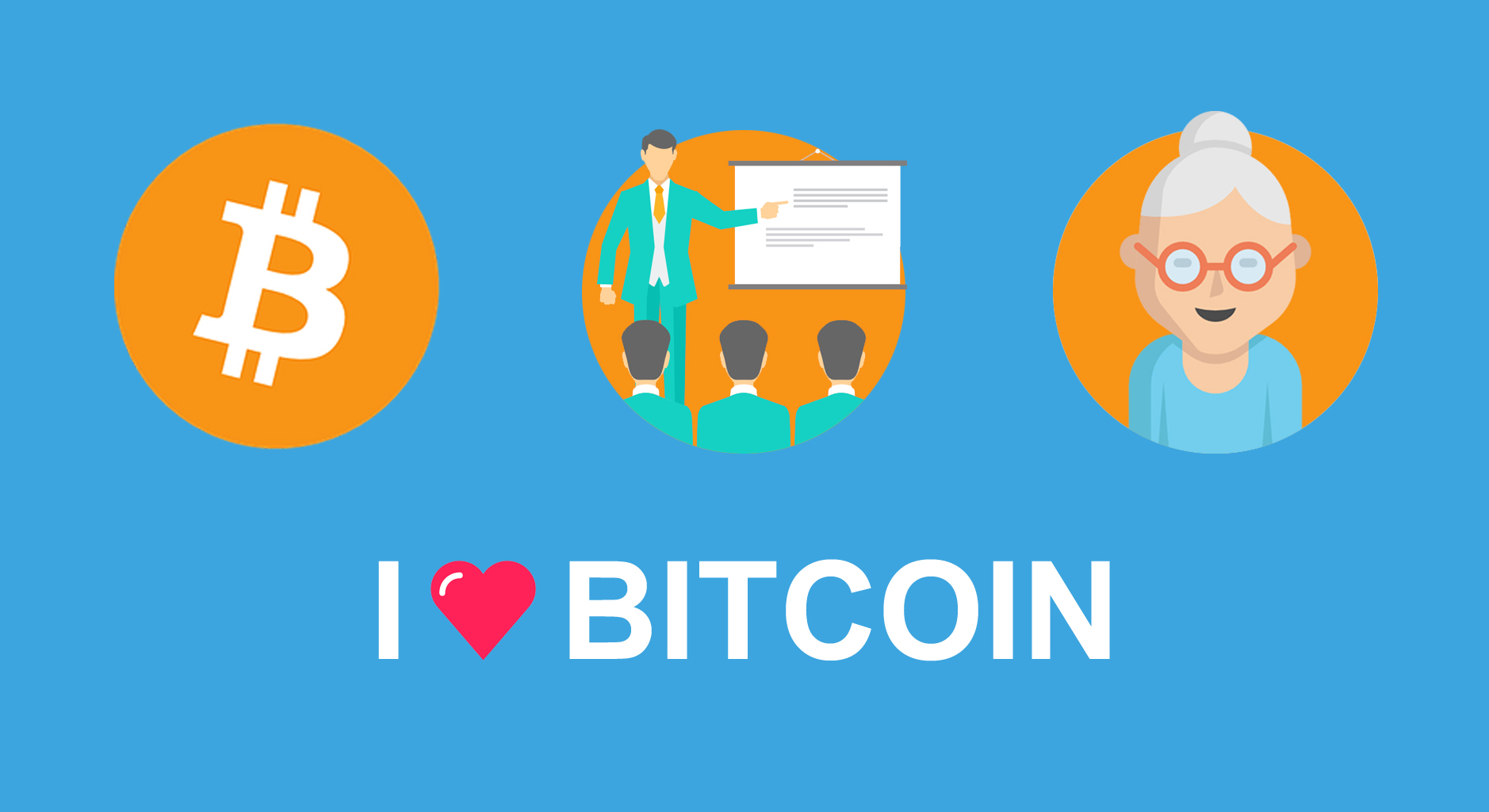 la famille investit tout dans bitcoin