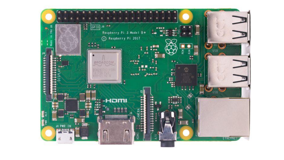 O Raspberry Pi 3B + acaba de ser lançado!