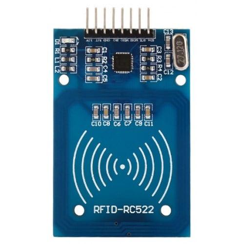 Module RFID RC522 soudé